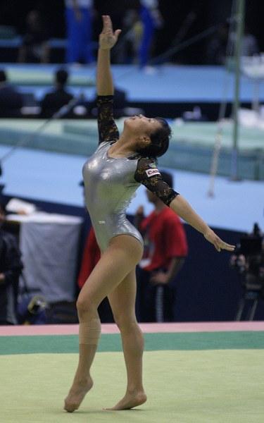 体操・新体操選手のレオタード姿に萌える人その17YouTube動画>9本 ->画像>361枚